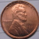 1 Pcs 1936 Lincoln Penny Coins Copy 95% coper manufacturing