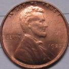 1 Pcs 1922 Lincoln Penny Coins Copy 95% coper manufacturing