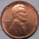 1 Pcs 1914 Lincoln Penny Coins Copy 95% coper manufacturing