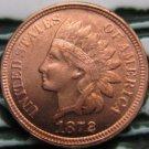 1 Pcs 1872 Indian head cents coin copy 100% coper manufacturing