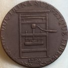 1 Pcs 1794 USA colonial issues coins copy