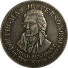 1 Pcs USA 1826 Jefferson COIN COPY