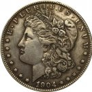 1 Pcs 1904-O USA Morgan Dollar coins COPY
