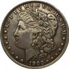 1 Pcs 1900-O USA Morgan Dollar coins COPY
