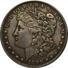 1 Pcs 1899 USA Morgan Dollar coins COPY