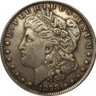 1 Pcs 1898-S USA Morgan Dollar coins COPY