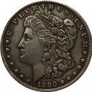 1 Pcs 1890-S USA Morgan Dollar coins COPY