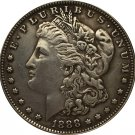 1 Pcs 1888-S USA Morgan Dollar coins COPY