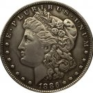 1 Pcs 1886 USA Morgan Dollar coins COPY