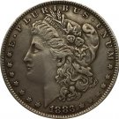 1 Pcs 1883 USA Morgan Dollar coins COPY