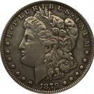 1 Pcs 1879-S USA Morgan Dollar coins COPY