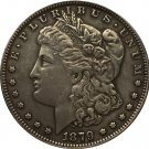 1 Pcs 1879 USA Morgan Dollar coins COPY