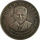 1 Pcs USA 1963 F.KENNEDY COIN COPY