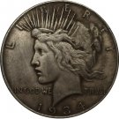 1 Pcs 1934-D Peace Dollar COIN COPY