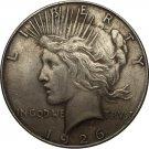 1 Pcs 1926-D Peace Dollar COIN COPY