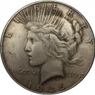 1 Pcs 1926 Peace Dollar COIN COPY