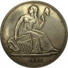 1 Pcs USA 1836 GOBRECHT DOLLARS COINS COPY