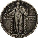 1 Pcs 1926-D Standing Liberty Quarter COIN COPY