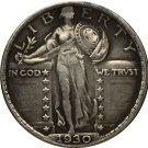 1 Pcs 1930 Standing Liberty Quarter COIN COPY