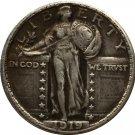 1 Pcs 1919-S Standing Liberty Quarter COIN COPY