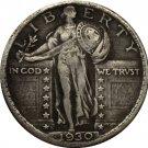 1 Pcs 1930-S Standing Liberty Quarter COIN COPY