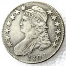 1 Pcs 1808 Capped Bust Half Dollars Copy Coins