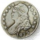 1 Pcs 1815 Capped Bust Half Dollars Copy Coins