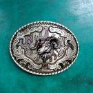 1 Pcs Bronze 3D Sheep Head Belt Buckle With Metal Men's Leather Belt Accessories