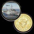 USS Dubuque LPD-8 Badge Challenge Coin For Collection
