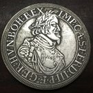 1641 Free city of Augsburg (German states) 1 Thaler Silver Plated Copy Coin