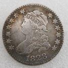 1 Pcs US 1828 Capped Bust 25 Cent Copy Coin