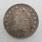 1 Pcs US 1811 Capped Bust 10 Cent Copy Coin