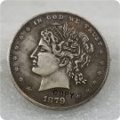 US 1879 Wash Lady Dollar Patterns Copy Coin  For Collection