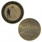 United States Honoring Remembering 11 September 2001 Commemorative Challenge Coin Token Gift