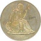 US 1836 One Dollar Gobrecht Dollar Copy Coin