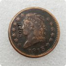 US 1813 Classic Head Large Cent Copy Coins