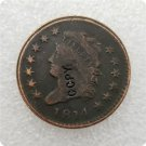 US 1814 Classic Head Large Cent Copy Coins