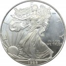 1988 US Walking Liberty One Dollar Copy Coins