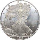 2009 W US Walking Liberty One Dollar Copy Coins