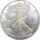 2010 W US Walking Liberty One Dollar Copy Coins