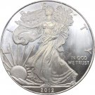 2012 W US Walking Liberty One Dollar Copy Coins