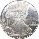 2015 W US Walking Liberty One Dollar Copy Coins