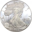 2017 US Walking Liberty One Dollar Copy Coins