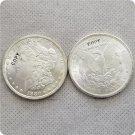 USA 1880-CC UNC Morgan Dollar Copy Coin