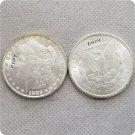 USA 1883-CC UNC Morgan Dollar Copy Coin