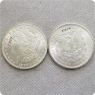 USA 1885-CC UNC Morgan Dollar Copy Coin