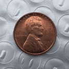 US 1948 Lincoln Head One Cent Copy Coin