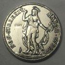 1796 Republic of Genoa (Italian states) 8 Lire Copy Coin