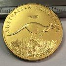 2008 Australia Kangaroo 100 Dollars Gold Copy Coin