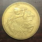 2005 United Kingdom 5 Pounds - Elizabeth II Copy Coin